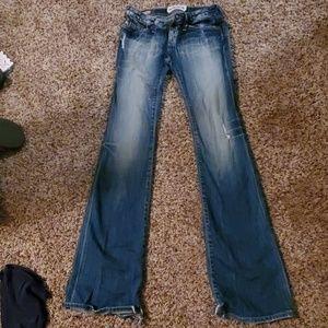 Big star sweet 25R jeans